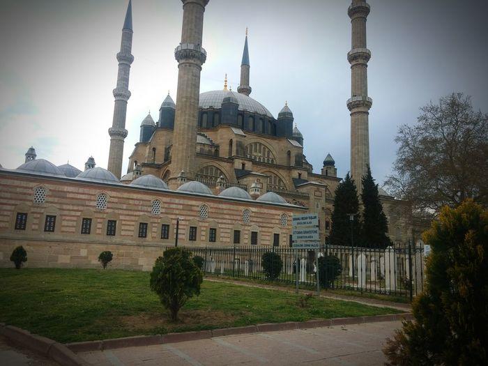 Edirne Selimiye Selimiyecamii History Mosque Trakya Mimarsinan Mimar Sinan Traveling
