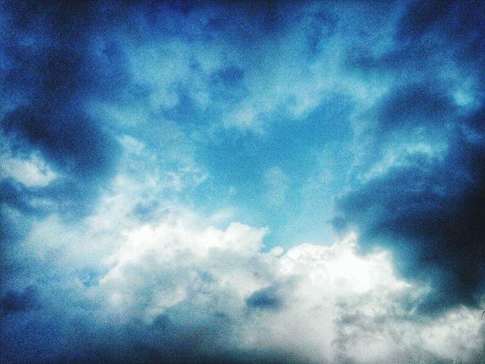 Sky 蓝天