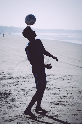 Look how they dance within the dictates of this earth, this game. Vscocam Athlete EyeEm Best Shots VSCO Blue Water Running Motion Welcomeweekly Beach Sportsman Sea The Week On Eyem Full Length Playing One Man Only Sport Commercial Photography