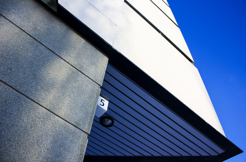 Five Architecture Building Exterior Built Structure Close-up Day Low Angle View No People Outdoors Sky Colour Your Horizn EyeEmNewHere