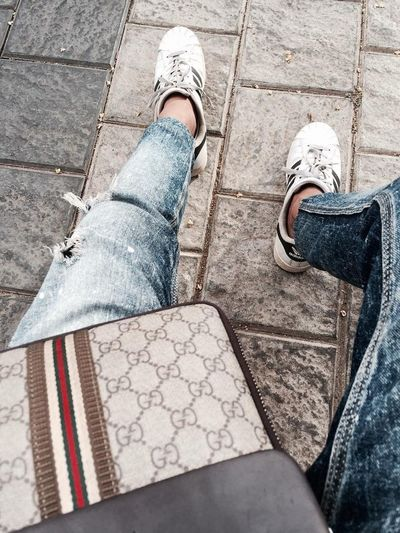 Shoe Human Leg One Person Jeans Sidewalk Only Men Lifestyles United Kozhikode Outdoors Fashionblogger College Life♥