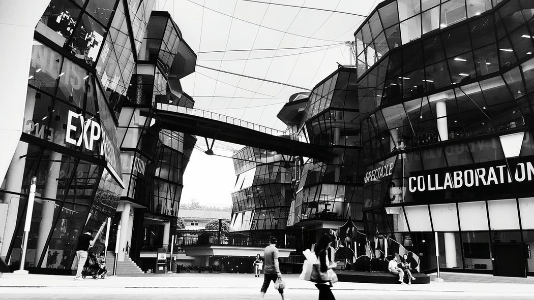 Architecture Building Exterior Built Structure City Person Large Group Of People City Life City Street Architecture
