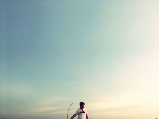 Klebang Beach Sky The Great Outdoors - 2017 EyeEm Awards The Portraitist - 2017 EyeEm Awards The Great Outdoors - 2017 EyeEm Awards