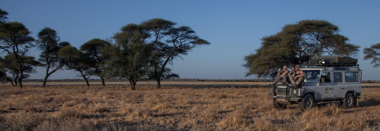 4x4 Botswana Adventure Africa Land Rover Defender Landscape Outdoors Overland Overland Travel Travel Destinations The Traveler - 2018 EyeEm Awards
