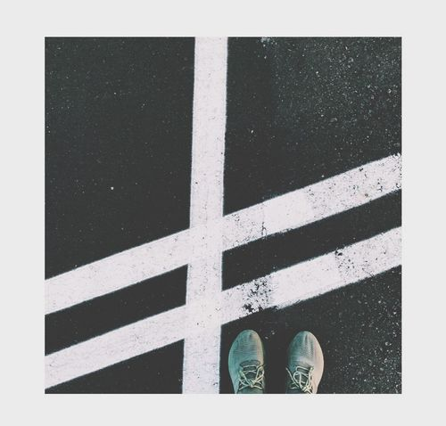 👟 Road Marking Road Marking Low Section Sign Shoe Symbol