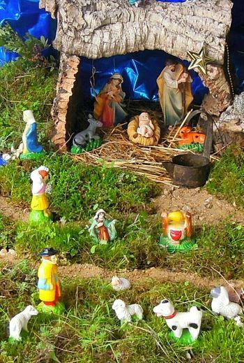 Christmas Decorations NativityScene