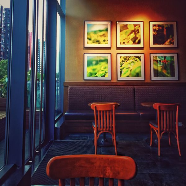 views Diner Pictures Walll Home Showcase Interior Chair Architecture