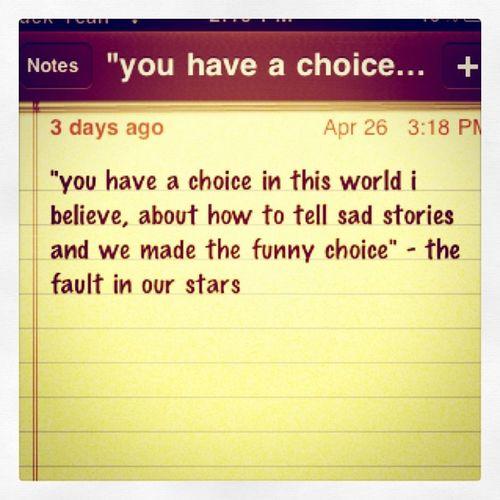 True Story Instagood Instagram Bookquote Johngreen thefaultinourstars