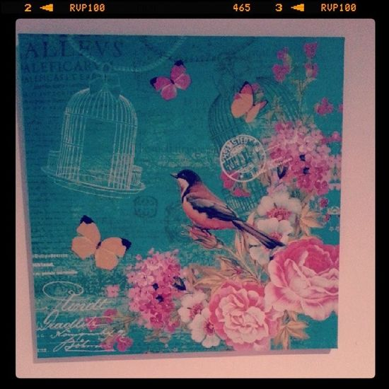 Love my painting that's in my room ?