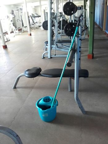 EyeEm Selects Indoors  No People Day Cleaning Equipment Gym Gym Life EyeEmNewHere