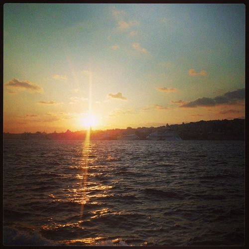 Gunaydin Instaturkey Istanbul Objektifimden oan turkey turkiye guzellik manzara sea deniz zeytinburnu