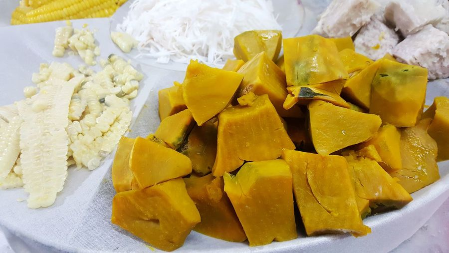 Nature Pumpkin Corn Coconut Stream Delicious Tasty Meal Eating Lifestyles Cleanfood Nature Cooking Menu Save Life Market Carbohydrates Nutrition Morning Exercise Time Active Training Powerful Yellow Food And Drink Food Healthy Eating No People Freshness Indoors