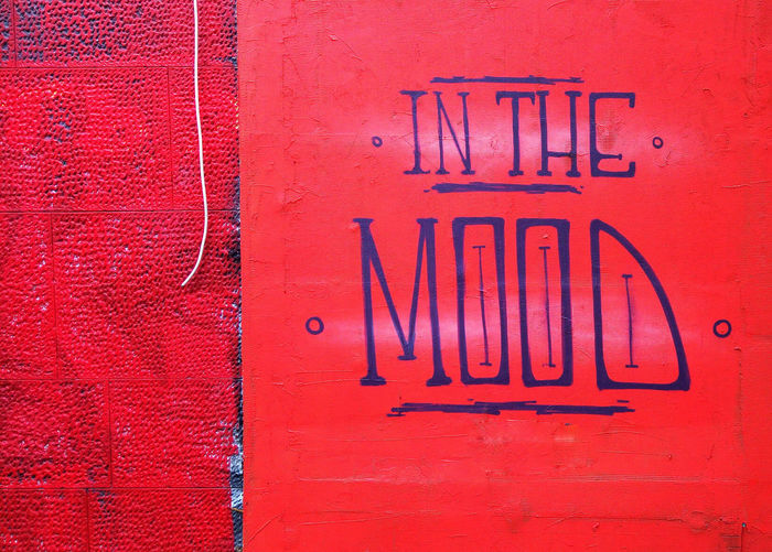 IN THE MOOD street words Desktop Graffiti Red Street Art/Graffiti Backgrounds Capital Letter Color Graffiti Art In The Mood Information Sign Message Mood No People Outdoors Popular Red Red Color Sign Street Street Art Text Wall Wall - Building Feature Wallpaper Western Script The Creative - 2018 EyeEm Awards