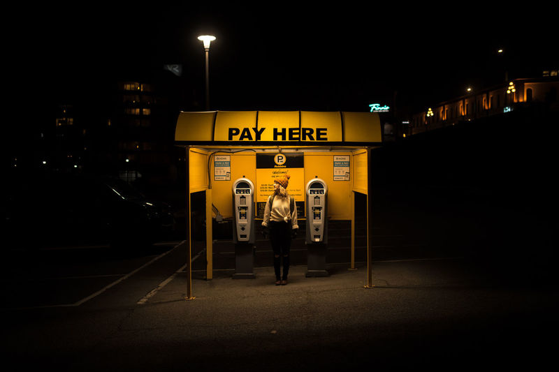 Pay here City