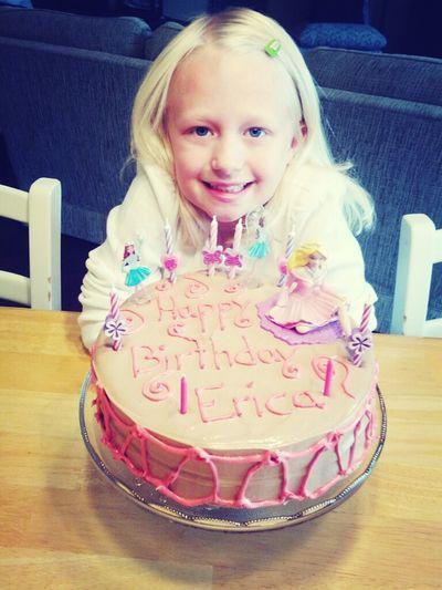 Celebrating 8th Birthday