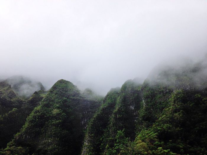 Koolaus are beauty. Mountains Koolau Mountains Koolaus Luckyilivehawaii