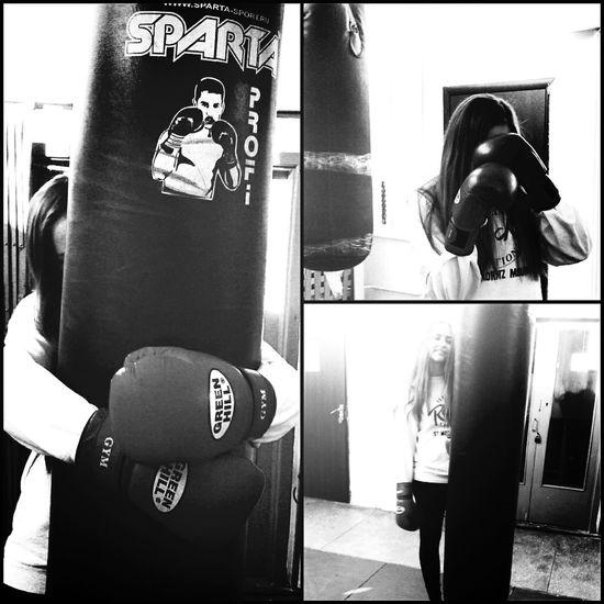 Sport Boxing Girl