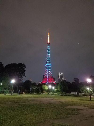 東京タワー 東京タワー 東京タワーLove組 オナジソラノシタ First Eyeem Photo