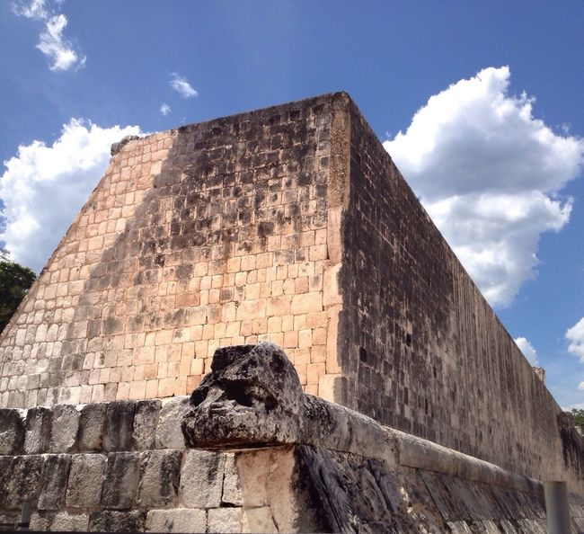 Mayan Ruins Chichen Itza Culture Cultures Mexico Eyemmexico Eye4photography  Ruins SevenWonders Eyemphotography Temple Pagan Religion