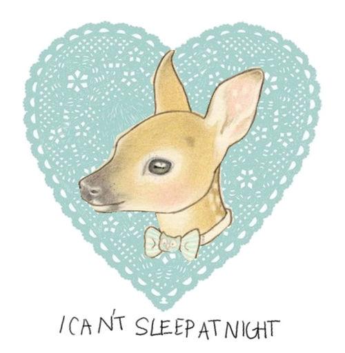 Insomnia Cute KAWAII Fawn