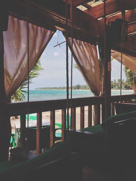 Caribbean Relax Sea Beach Ocean Traveling Travel Bar