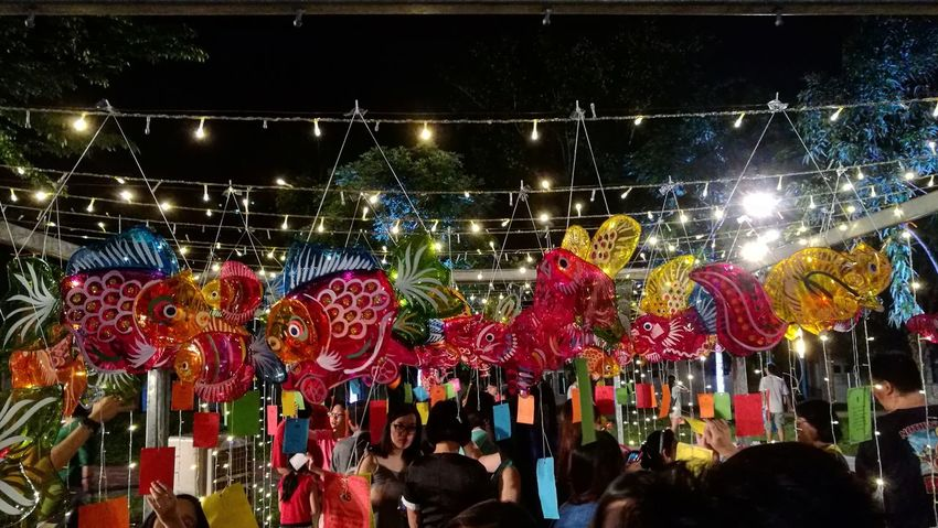 Chinese Mid-Autumn Festival Lanterns Lantern Festival Chinese Culture Celebration Togetherness Night Group Of Objects Celebration Event