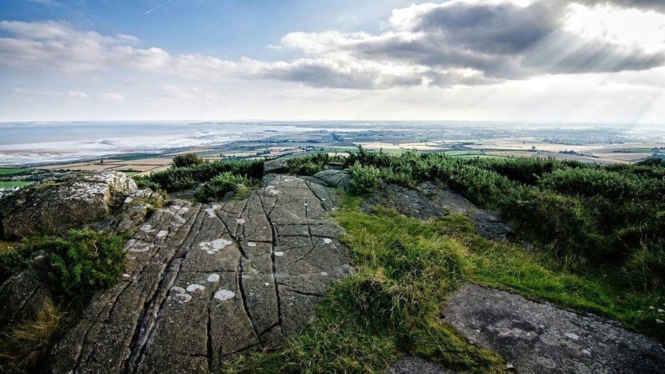 Landscape Sky Lightbeam Scrabo Tower Northern Ireland Nature Sunset Nikon Nikon D7000 EyeEmBestPics