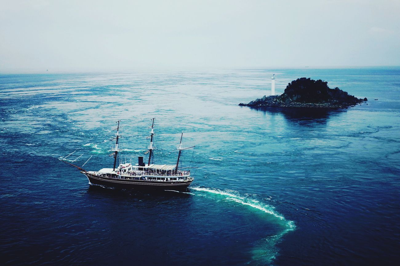 Ship Island Sea