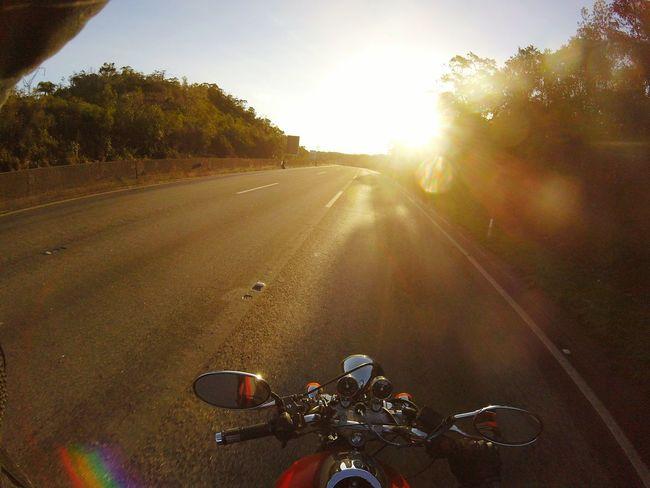 Motorcycle Travel Roadscenes Hapiness Gopro True Love Custom Bikes