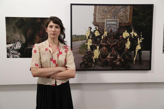 Photographer Wiktoria Wojciechowska Presse Press Women Canon Journalism Ukraine