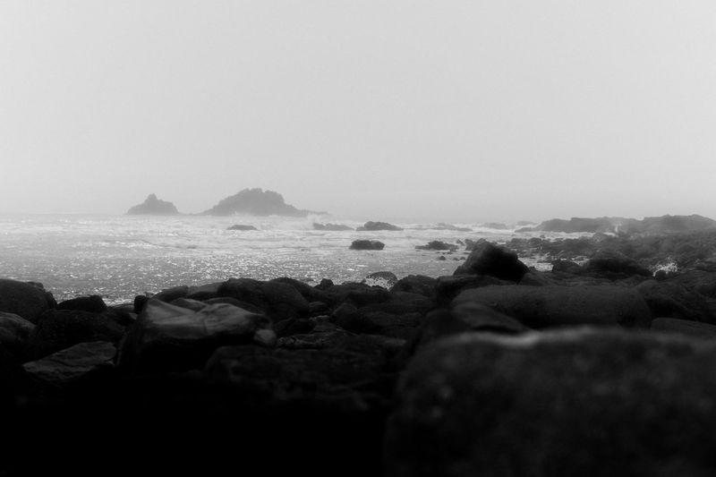 The mist Sea