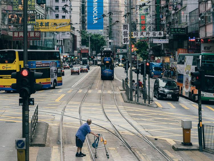 Snapshot on Hong Kong Tramways. Documentary Documentary Photography Documentaryphotography Hk Hkig Hong Kong HongKong Street Street Photography Streetphotography