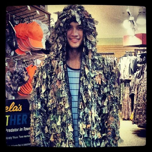 Cabelas, best store for grown men! Cabelas Hunting Camo