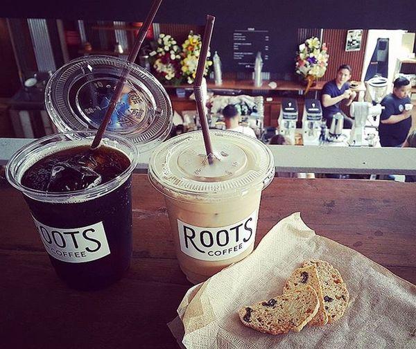 กาแฟที่ใหม่..รสชาติดีมาก Icecoffee วันนี้ชิม Icebrew กับ Whitecoffee @thecommons thonglor Recommended
