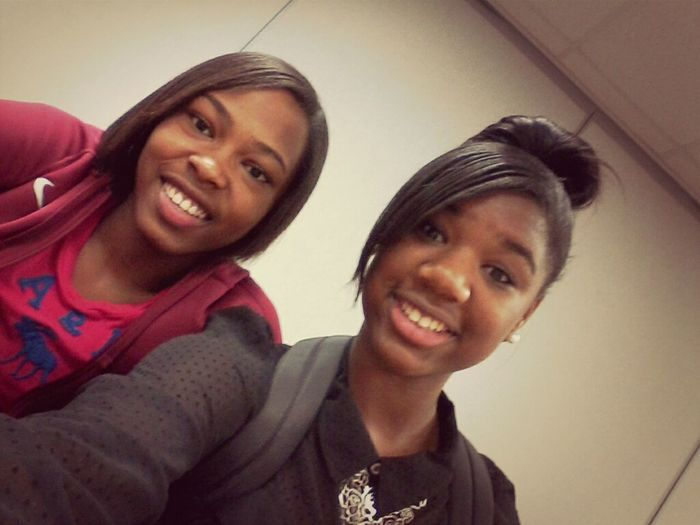 me and Kyah!