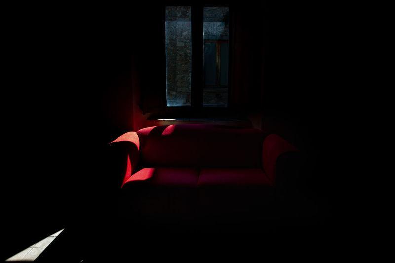 darkroom Red