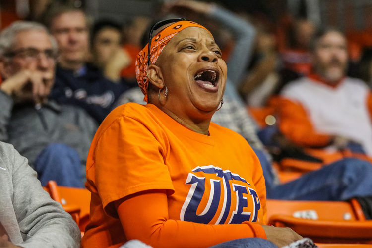 UTEP BASKETBALL! Celebration Close-up Crowd Day Focus On Foreground Halloween Indoors  Jack O Lantern Men People Pumpkin Real People Togetherness Women Young Women This Is My Skin