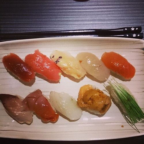 Best Sushi in my life! Sushi Food