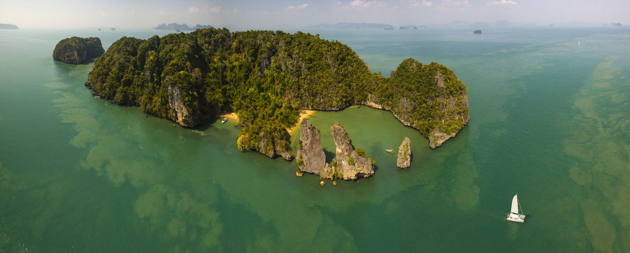 This is so private and amazing.Located on Ko Yao Noi Island between Krabi and Phuket Lost In The Landscape Thailand Aerial Andaman Sea Island Ko Yao Noi Lost In Paradise .