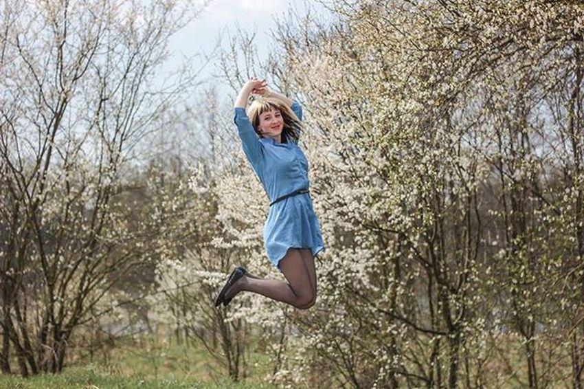 Весна... время летать))) беларусь Природа весна девушка Belarus Girl Nature Spring Photo Canon Lusienka_pilets