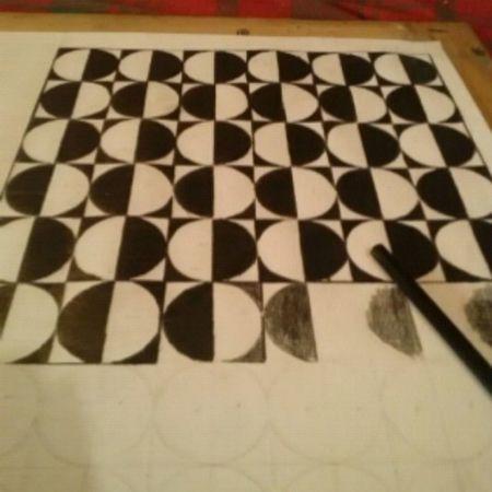 Draw Blac&white  Work