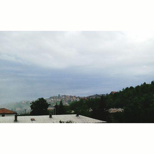 The Storm Is Coming Sarajevo Bosnia