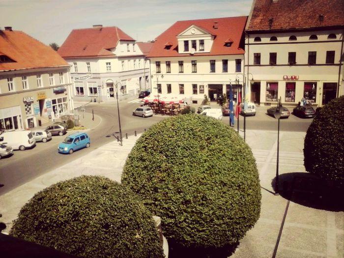 Pleszew City Sunny Day First Eyeem Photo