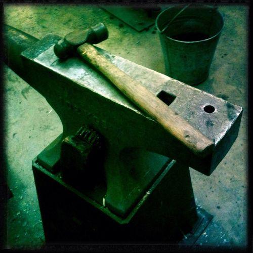 I love my anvil.