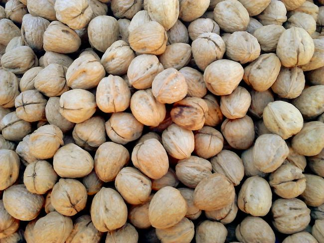 Walnuts Nuts, Almonds, Seeds, Pumpkin Seeds, Hazelnuts, Nature Xmas Time Nuts♥ Market