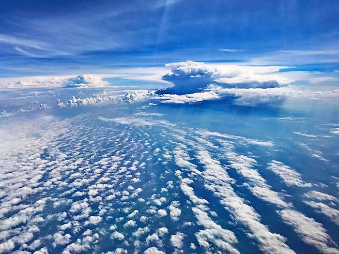 Top View Clouds
