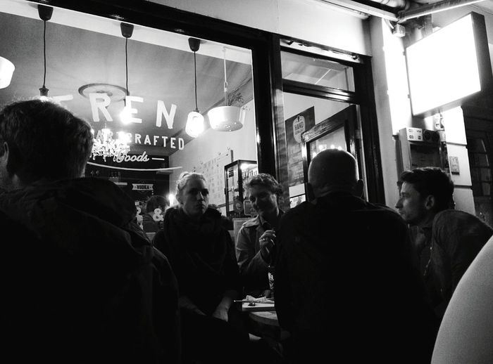Day 356 - Galettes, 🇫🇷 paradise Berlin Blackandwhite Restaurant Crêperie 365project 365florianmski Day356