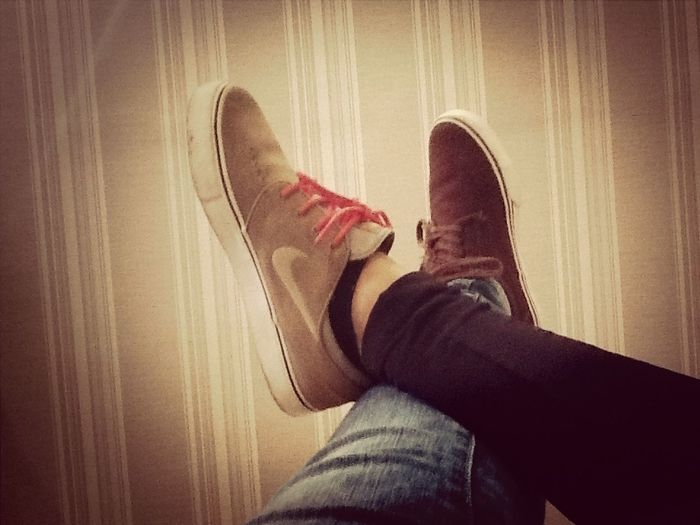 Friend And Shoes