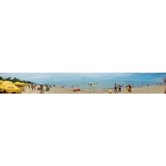 Melhor praia até agora! Better Place Beach Sea panoramic nature beautiful people sky