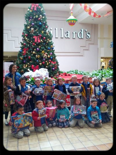 Toys For Tots,  LCS.  Andrew Kindergarten